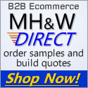 MH&W Direct - B2B Ecommerce Website.