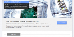 MH&W Thermal Products Launches New Website